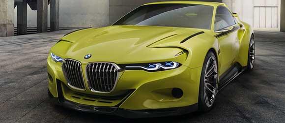 New BMW CSi 01